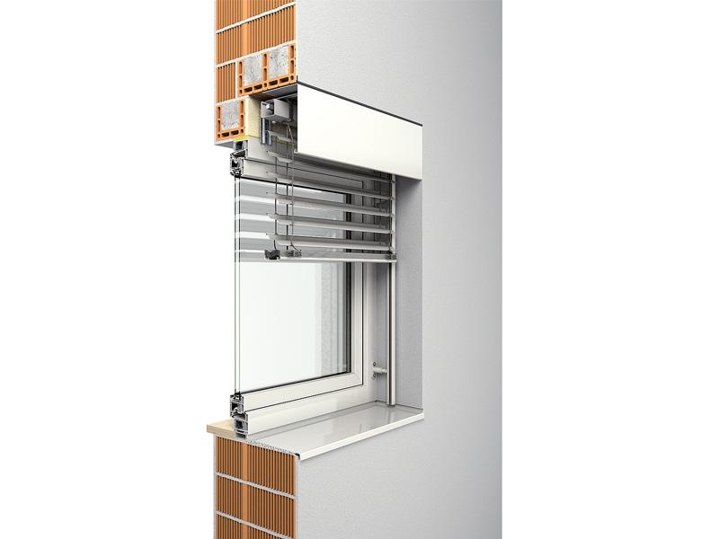 Rieser-Fenster Leistungen Raffstore