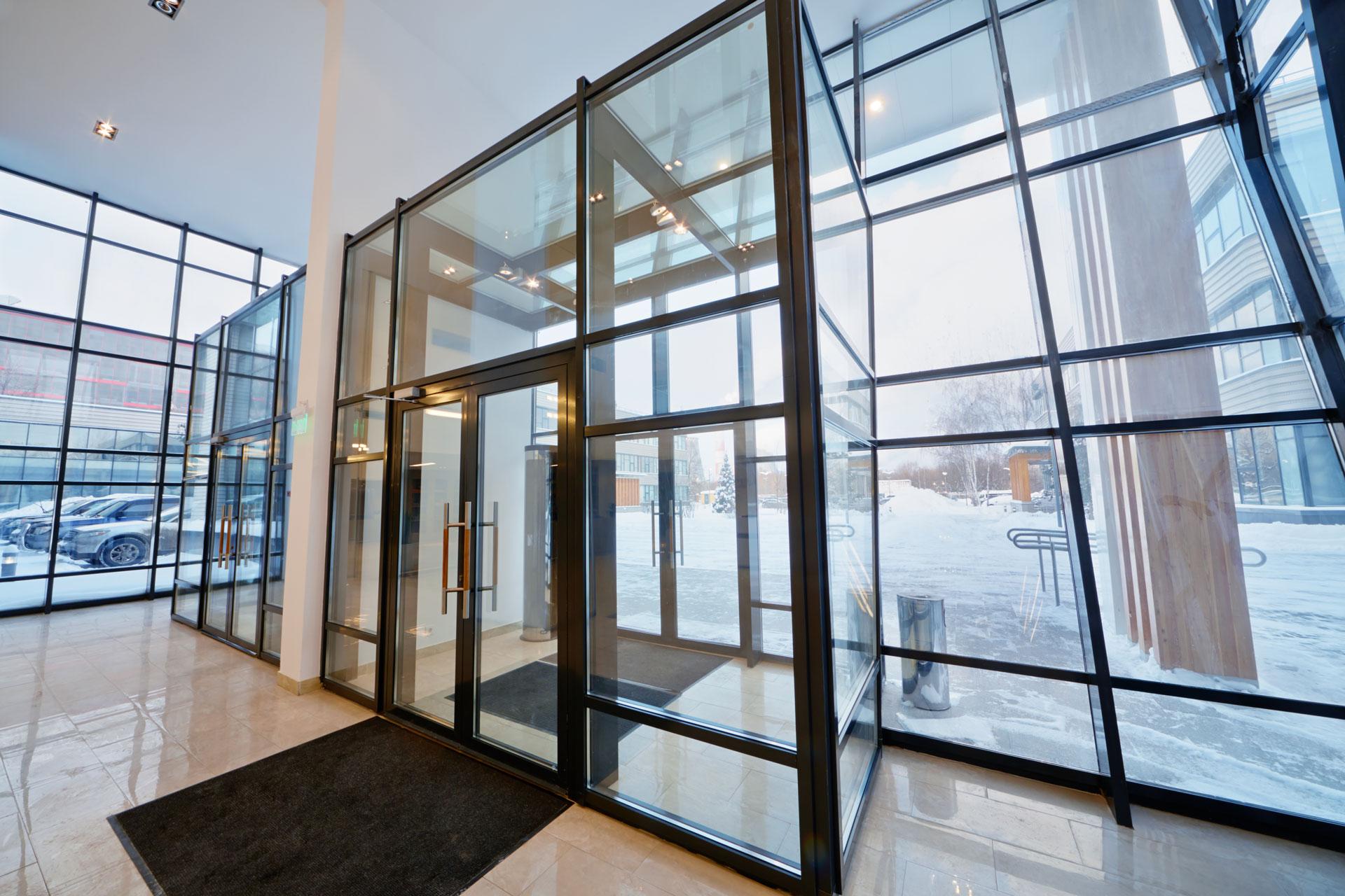 Rieser-Fenster Leistungen Fenster
