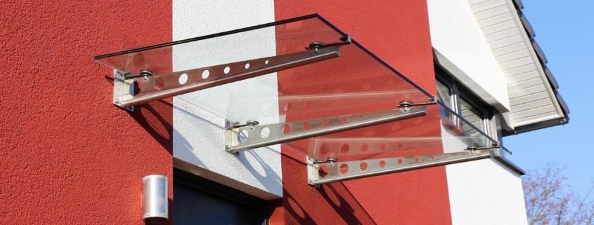 Rieser-Fenster Leistungen Vordach