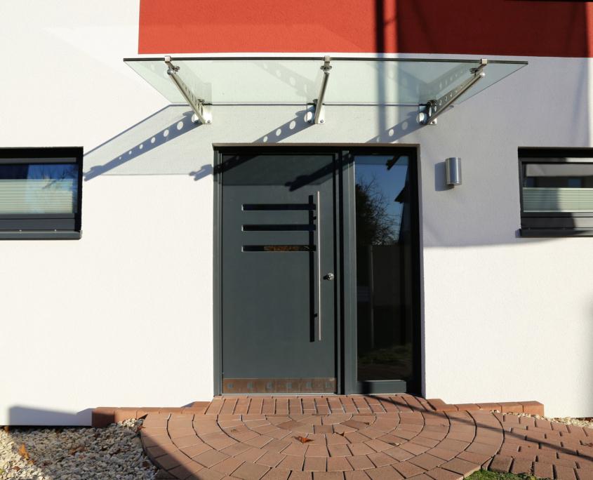 Rieser-Fenster Vordach